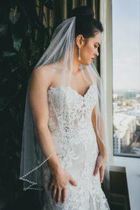 Atlanta Wedding Photography Bride Intercontinental